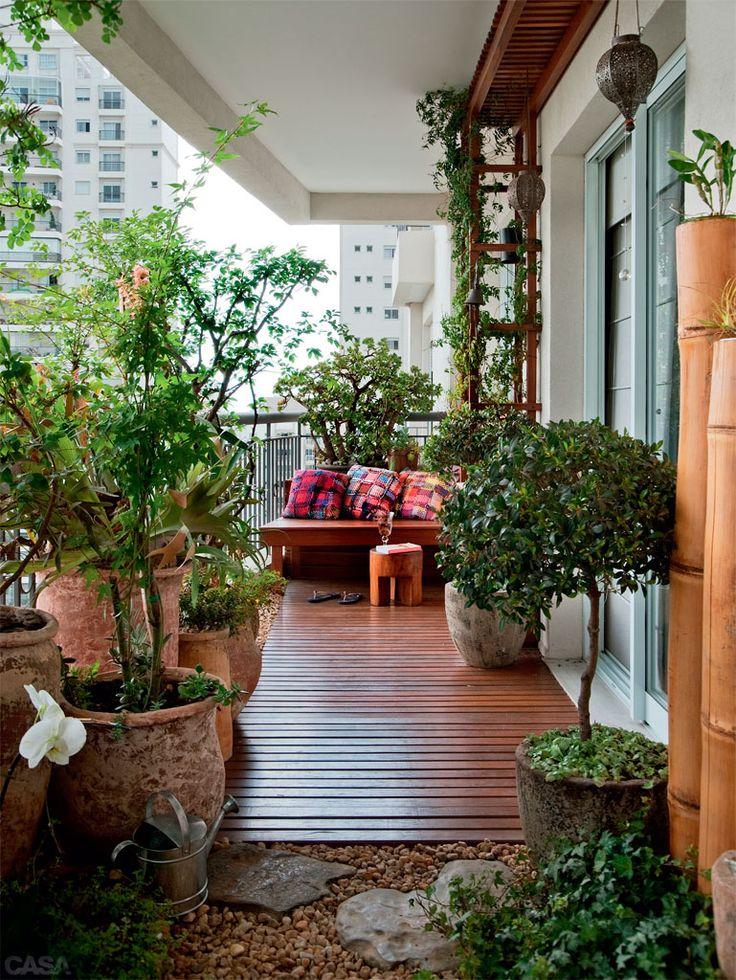 Apartment Garden Life: Savvy Small Space Garden Ideas. Plantlife