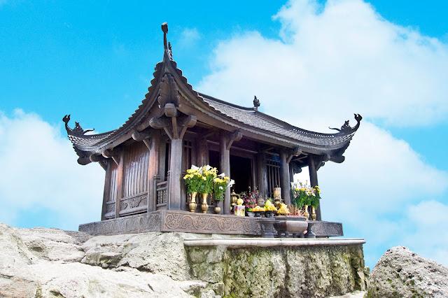 Du lịch Yên Tử – Chùa Yên Tử