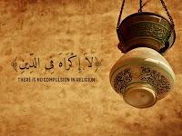 Tafsir Ayat Tidak Ada Pemaksaan Memeluk Islam