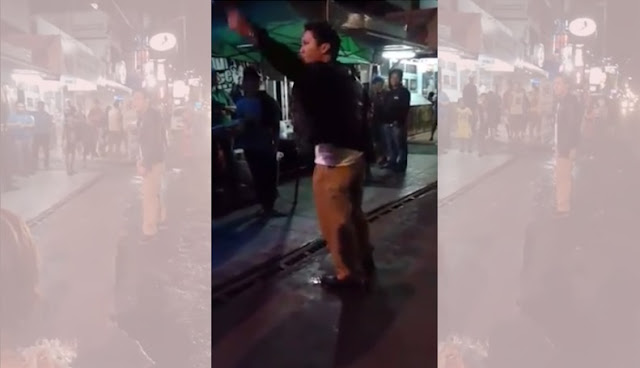 Baron Geisler's altercation with bouncers in Pampanga caught on video