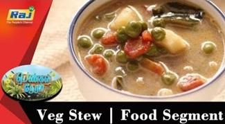 Veg Stew   Food Segment   Pengal Neram   31 July 2018   Raj Tv