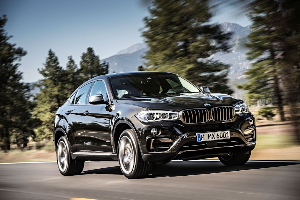 After Showing It Off At Its Fatheru0027s Day Activity Last Month, BMW Is  Formally Introducing Its Next Generation X6 Sports Activity Coupe For  Everyone To Gush ...