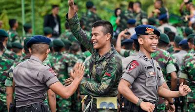 TNI dan POLRI