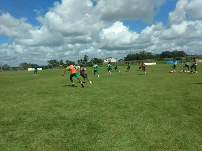 Confira a preparação do Fluminense (BA) para a Série D, que já começa neste sábado (04)
