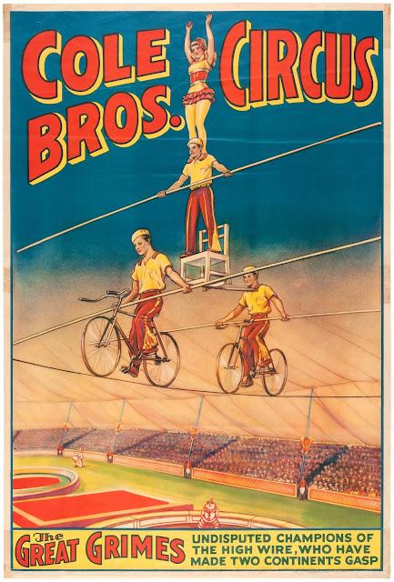 Affiches de cirque 009