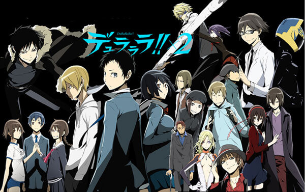 Durarara!!x2 Ketsu ( Season 4 ) [BD] Sub Indo : Episode 1-12 END | Anime Loker