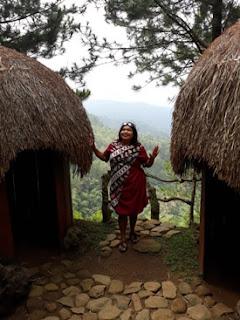 Mariza di Rumah Papua