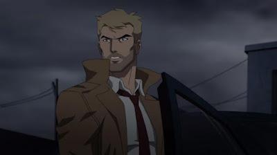 """Primer trailer de la serie de animacion de """"Constantine"""""""