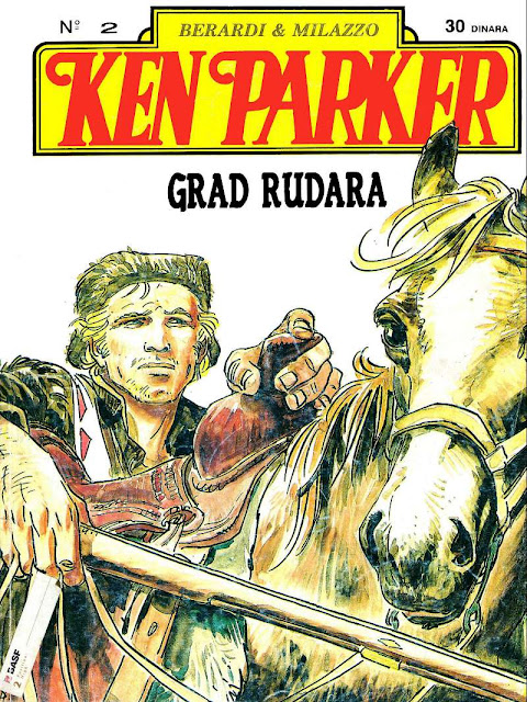 Grad rudara (Moria 2) - Ken Parker