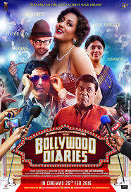Bollywood Diaries 2016 movie Poster
