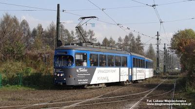 SGP E1 + Lohner C3, MPK Kraków