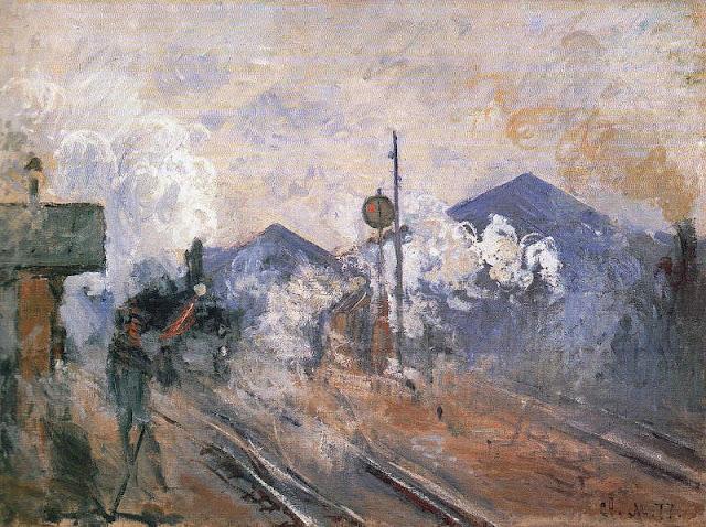 Monet et la Gare Saint Lazare 8%2BLes%2BVoies%2Ba%25CC%2580%2Bla%2Bsortie%2Bde%2Bla%2Bgare%2BSaint-Lazare%2BClaude%2BMonet%2B1877