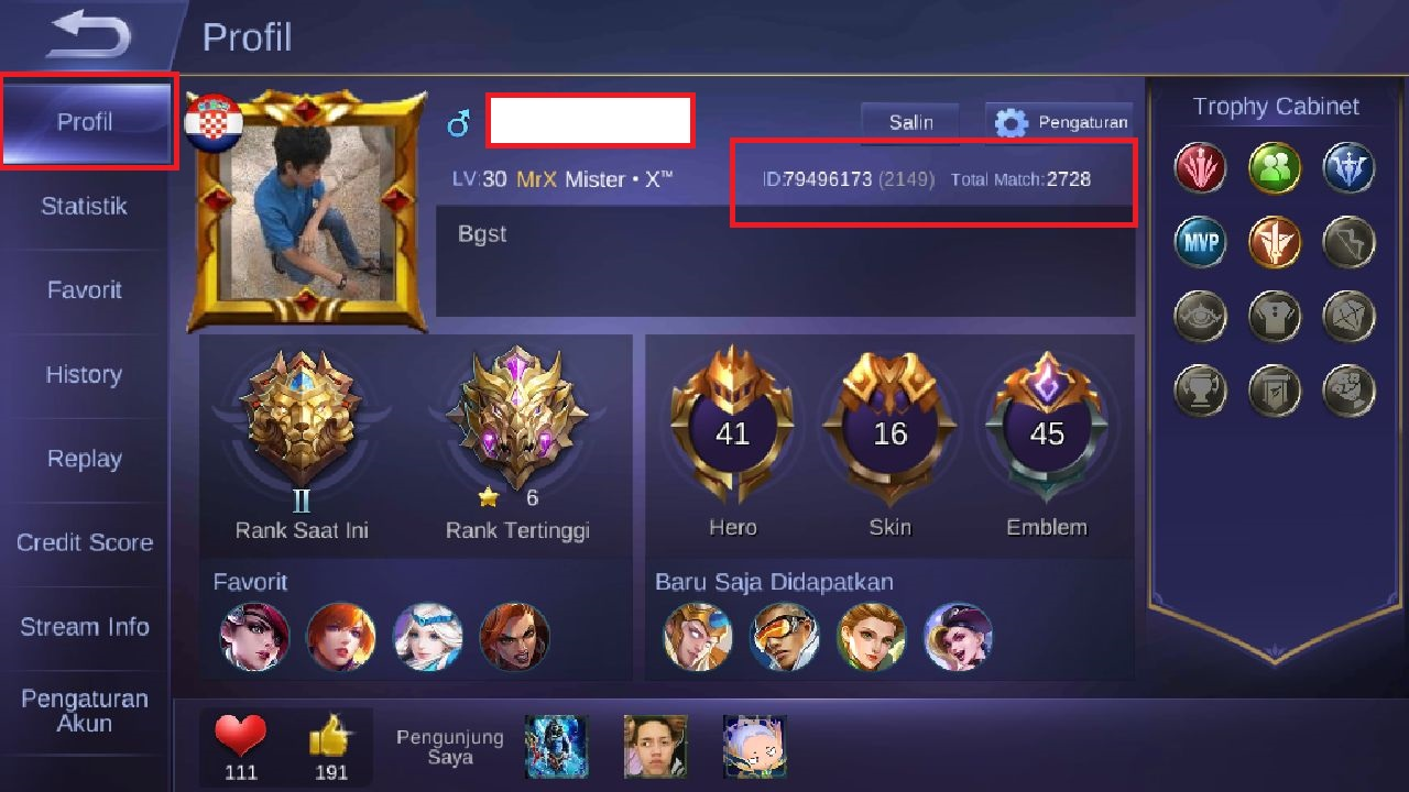How to Redeem Code Mobile Legends Easily - Dunia IT