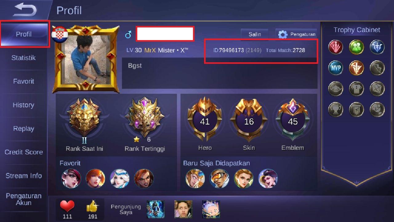 Cara Redeem Code Mobile Legends Mudah - Jagoan Kode