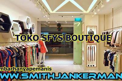Lowongan Toko SFYS Boutique Pekanbaru Juli 2018