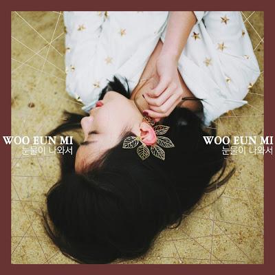 Woo Eun Mi - 눈물이 나와서.mp3
