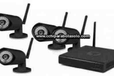 PASANG CCTV SOLO (PAKET WIRELESS)