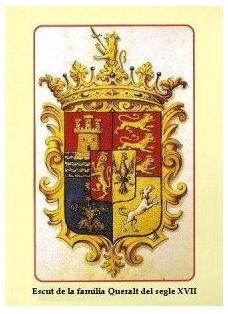 Escudo de la Familia Queralt, Siglo XVII