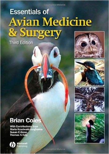 Buku Essentials of Avian Medicine and Surgery