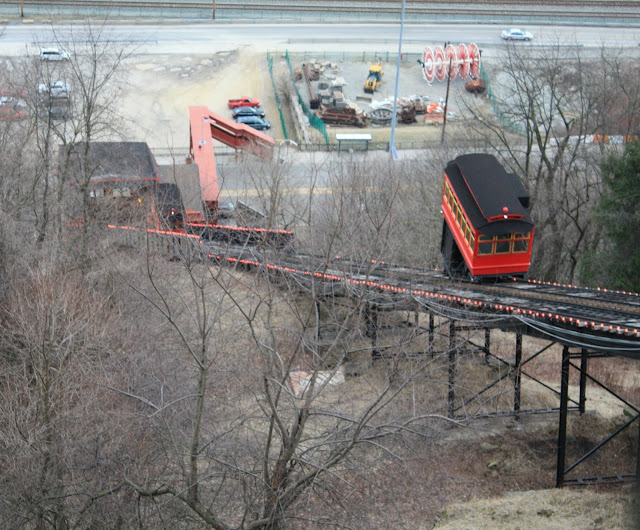 Duquesne Incline car