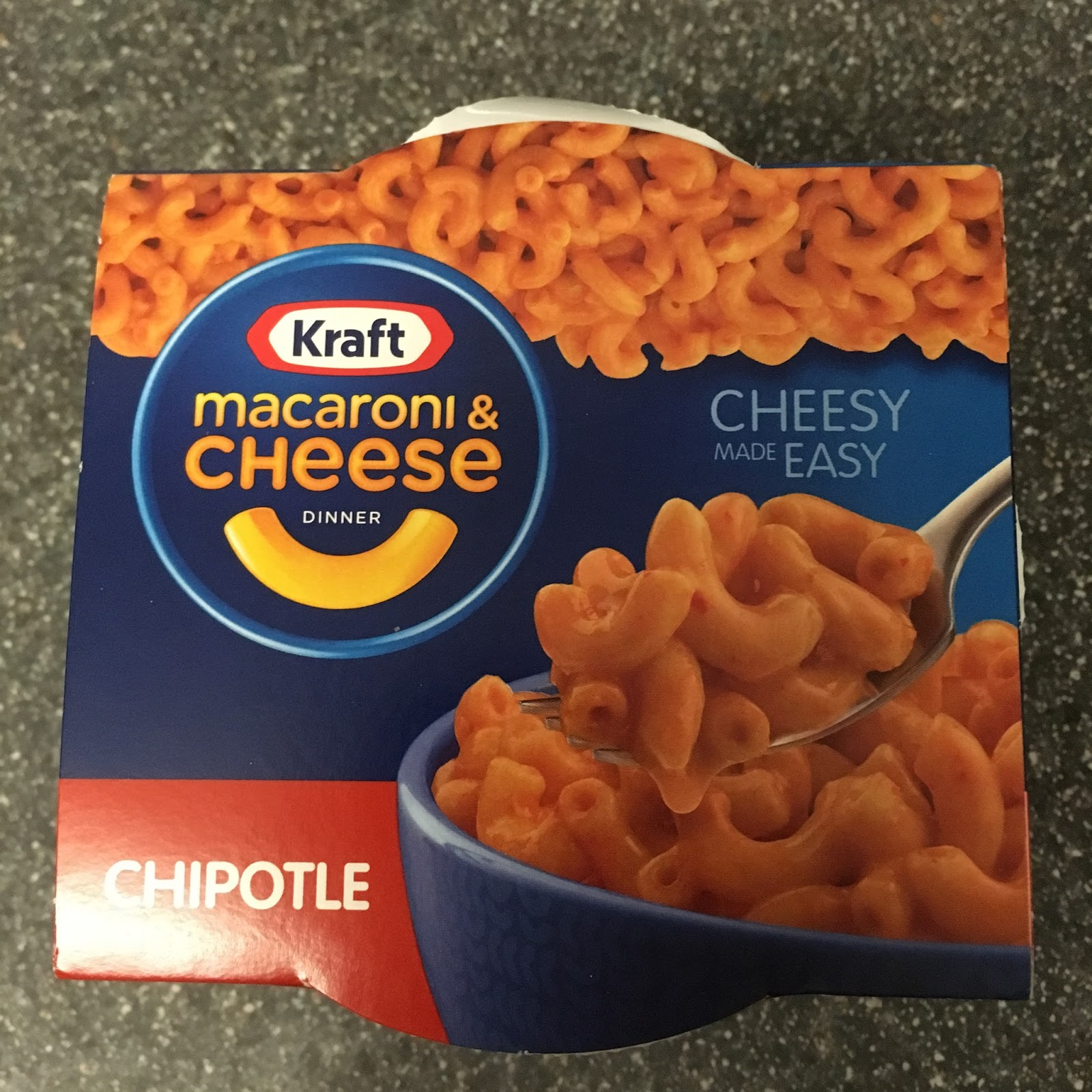 a review a day today s review kraft chipotle macaroni cheese