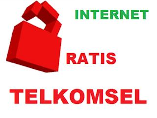 Trik Internet Gratis Telkomsel Terbaru