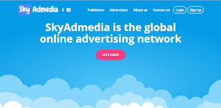 SkyAdmedia ad ads Review Payment Proof Earning Reports