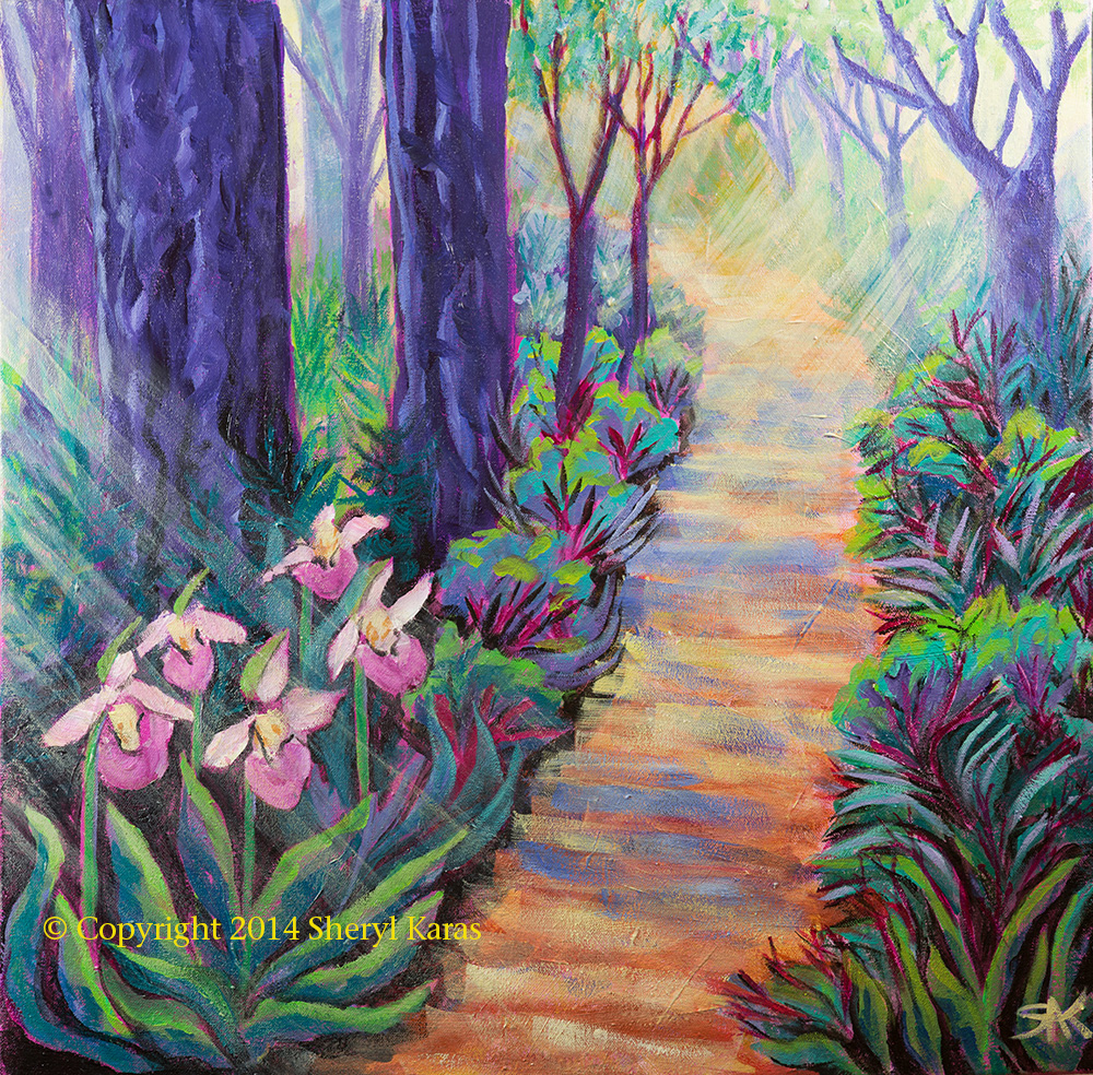 The Spiritual Meaning of Finding Lady Slippers on Your Path