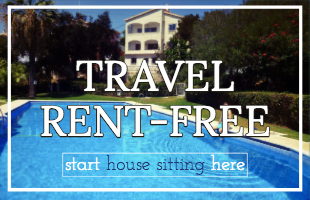 Travelling Weasels: HOUSE SITTING