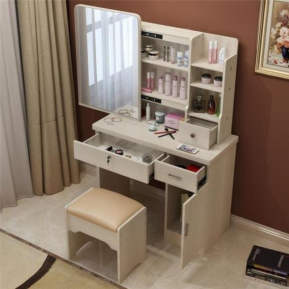 New Home Designs Latest Ultra Modern Kitchen Designs Ideas: Best 50 Modern Dressing Table Designs For Bedrooms 2019