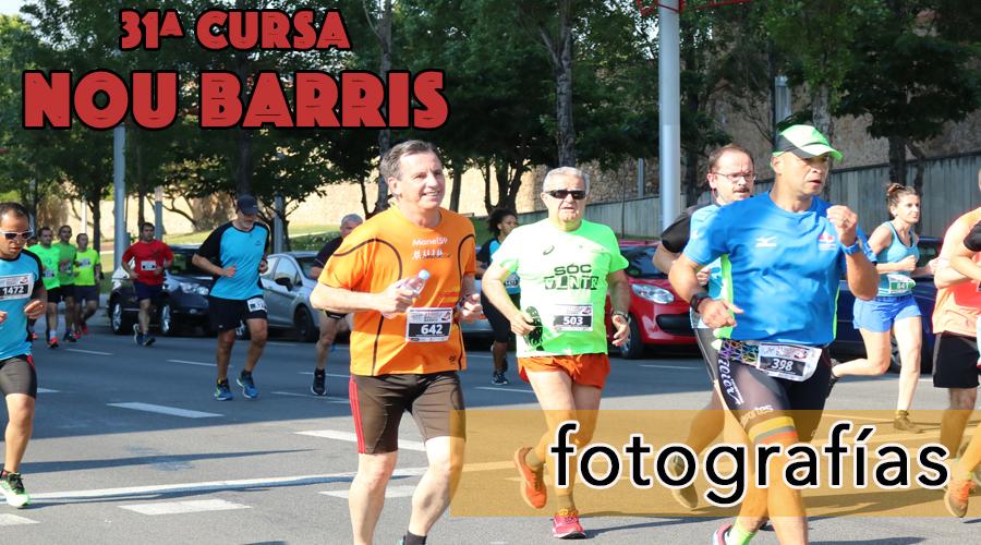 31ª Cursa Nou Barris - Fotografías