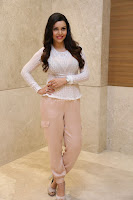 Kyra Dutt in Tight White Top Trousers at Paisa Vasool audio success meet ~  Exclusive Celebrities Galleries 001.JPG
