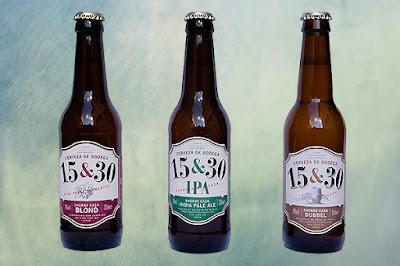 Sherry beer bota de Jerez