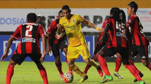 Persipura Jayapura vs Sriwijaya FC