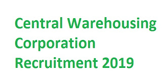 Central Warehousing Corporation Recruitment 2019-at cewacor.nic.in 571 Accountant, Translator & Other Vacancies | Apply Online