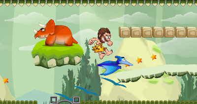 Boo Caveman - Game Adventure - Xcode - 3