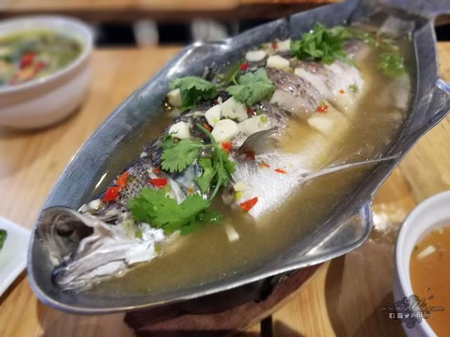 Makan Dengan Aeril  Zafrel Di Cafaeyen IOI City Mall