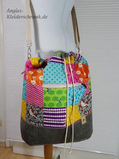 Packs Ein, Farbenmix, Angies Kleiderschrank