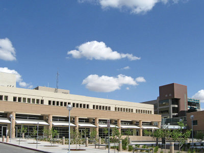 university of new mexico hospital, unmh
