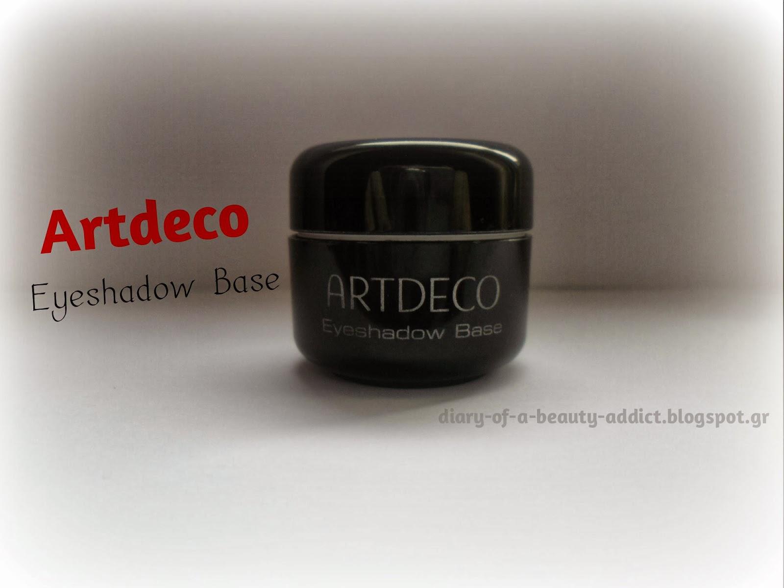 ARTDECO Εyeshadow Βase : Review