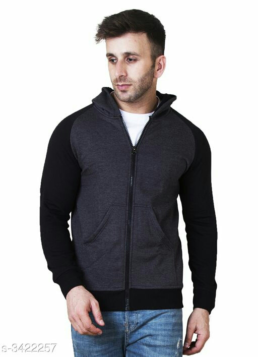 Elegant Men's Cotton Designer Jacket