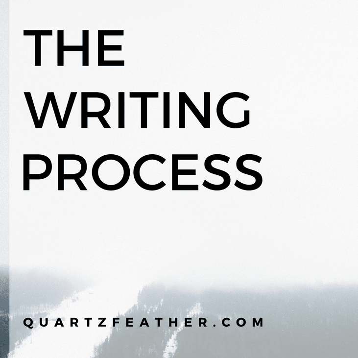 The Writing Process Beautiful Books #2