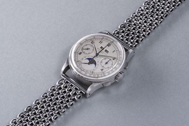 تعرف علي سر الساعة التي تم بيعها في مزاد مقابل 11 مليون دولار !!!