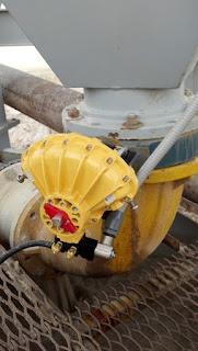 FRAC sand control valve