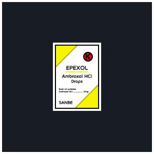 Epexol : Ambroxol HCl Drops / Tetes