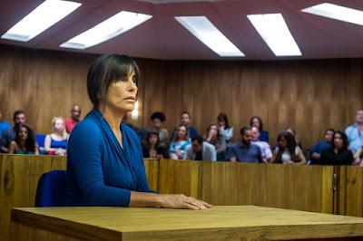 Gloria Pires como Duda, identidade que Beth assumiu após forjar a própria morte — Foto: Raquel Cunha/Globo