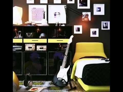 warna cat kamar tidur anak laki laki cowok 1