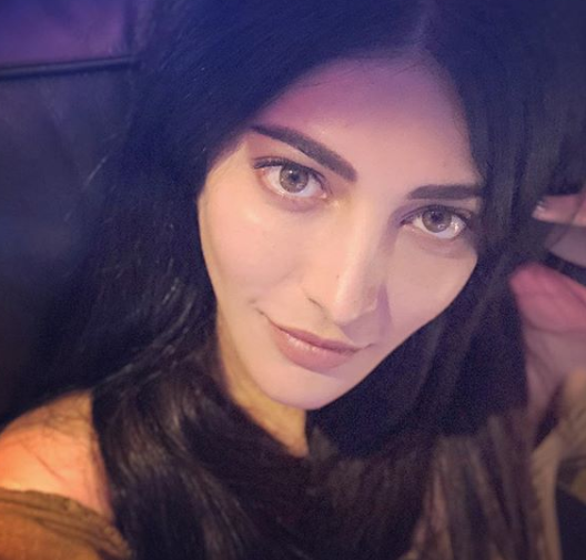 Shruti Haasan - South Indian Actress Name List with Photo