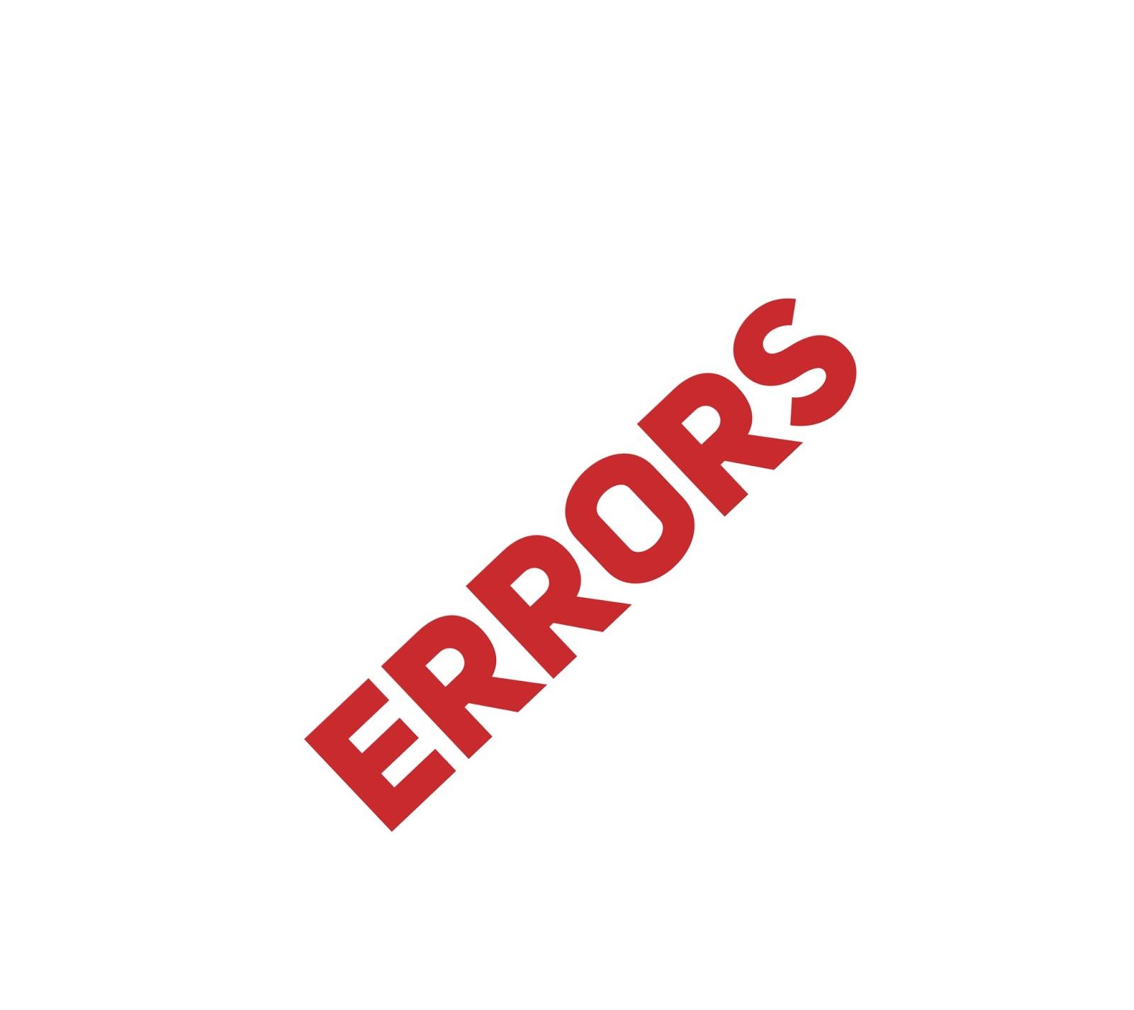 Hata 3194: nedenler ve çözümler