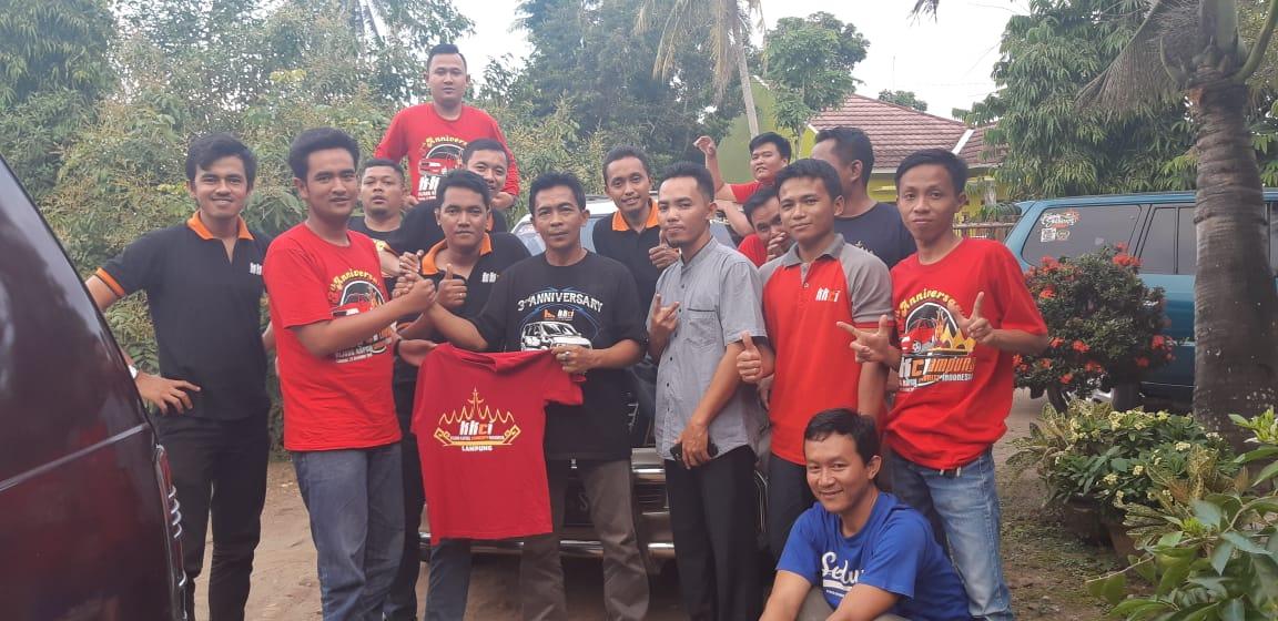 Kijang Kapsul Community Indonesia (KKCI) Lampung Punya Koordinator Wilayah Yang Baru